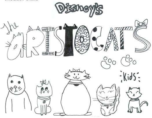Aristocats Title