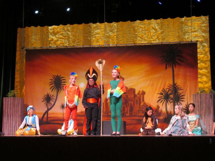 Aladdin 4845