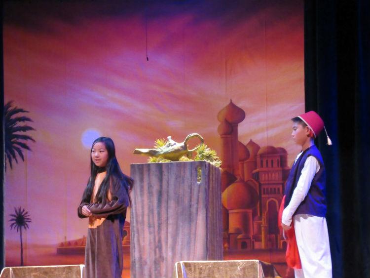Aladdin 4916