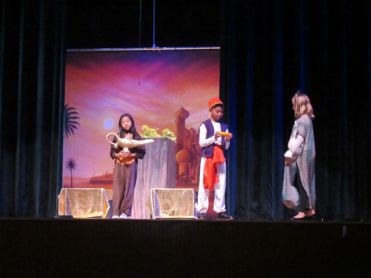 Aladdin 4921