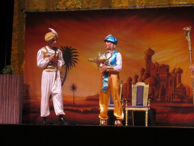 Aladdin 5042