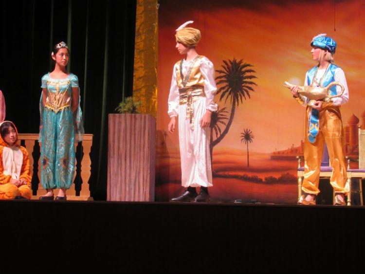 Aladdin 5051