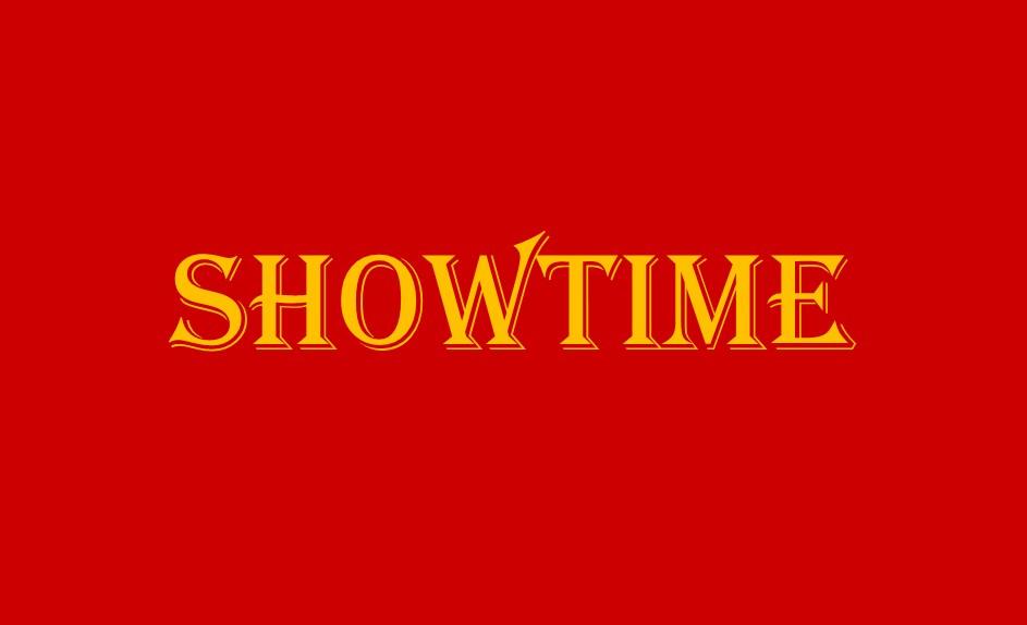 Aladdin Showtime